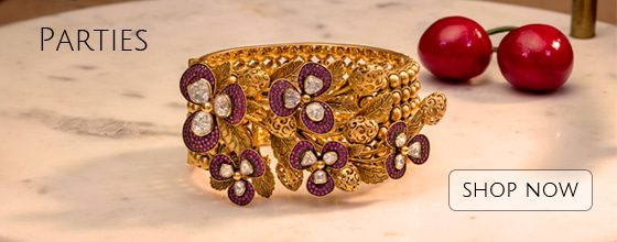 Party jewelry Chawla Jewellers Delhi India
